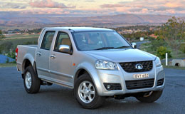 Great Wall Diesel Ute