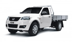 great wall v240 single cab