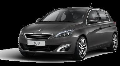Peugeot 308 5 doors
