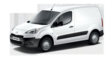 Peugeot Commercial Partner Van
